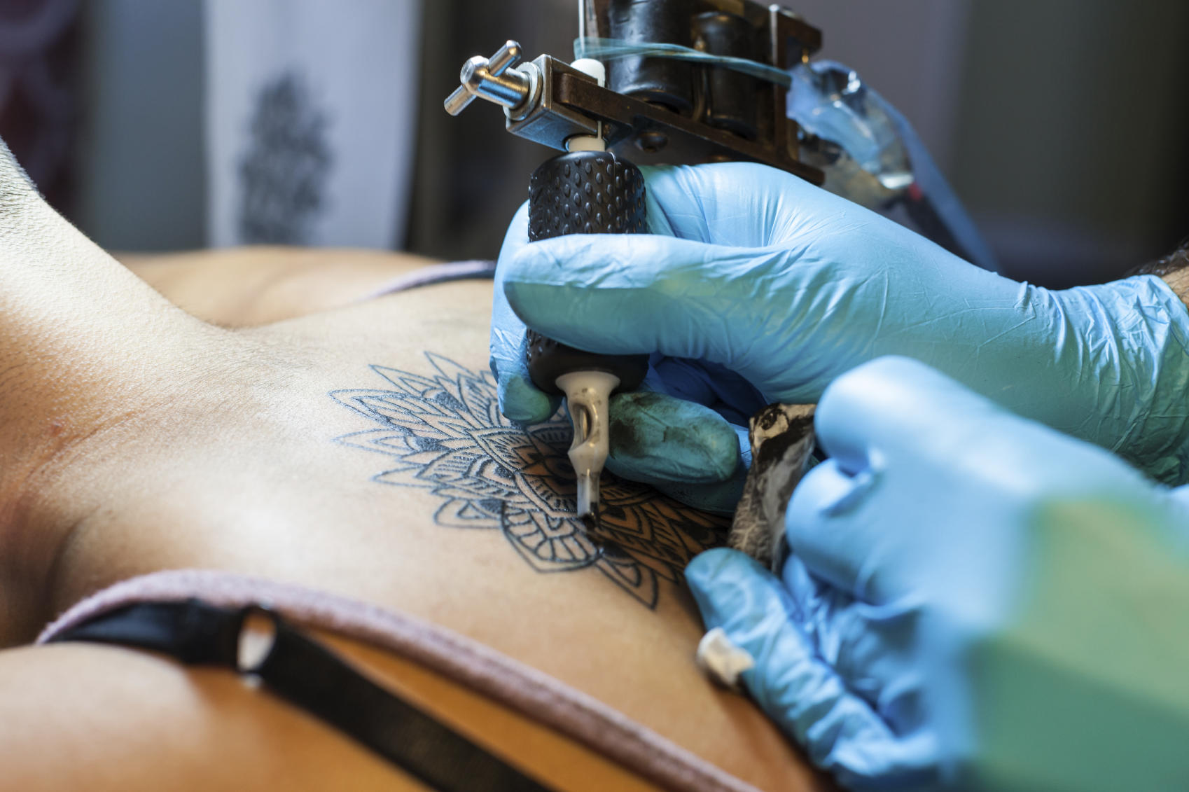 Can Getting A Tattoo Make You Healthier Tlcme Tlc Ideas And Designs