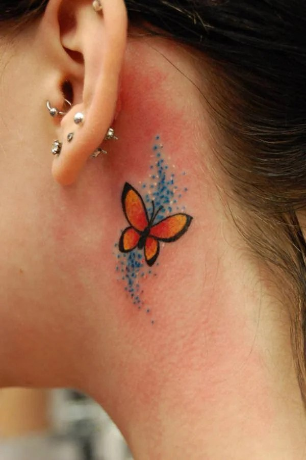 Inspiration And Ideas For Butterfly Tattoos « Tattoo Ideas And Designs