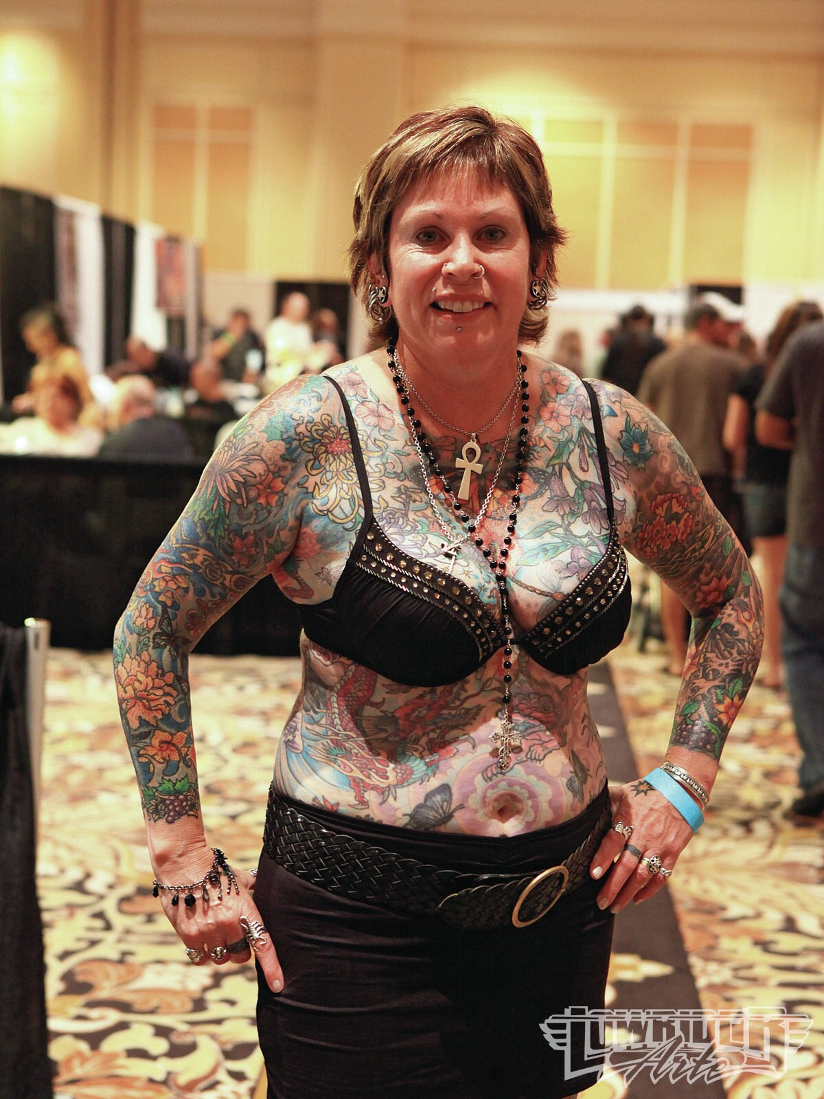 The Biggest Tattoo Show On Earth Lowrider Arte Magazine Ideas And Designs