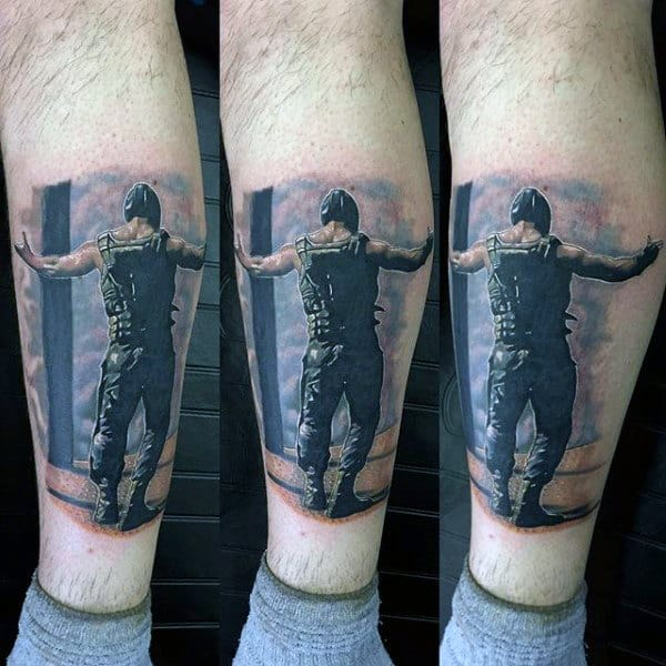 50 Bane Tattoo Designs For Men Manly Ink Ideas Ideas And Designs