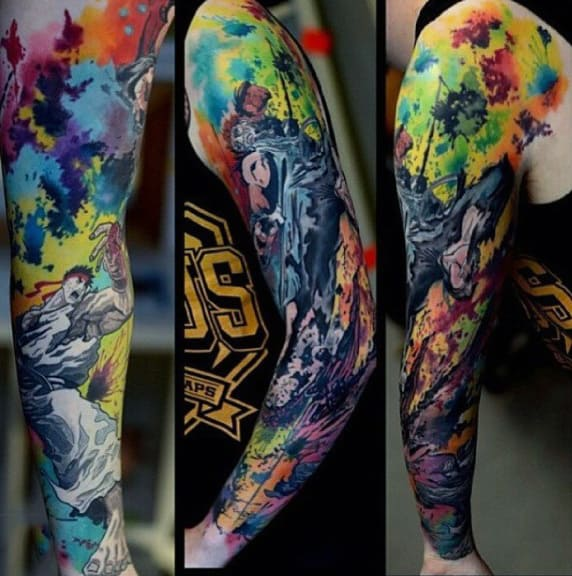 90 Modern Tattoos For Men 21St Century Design Ideas Ideas And Designs