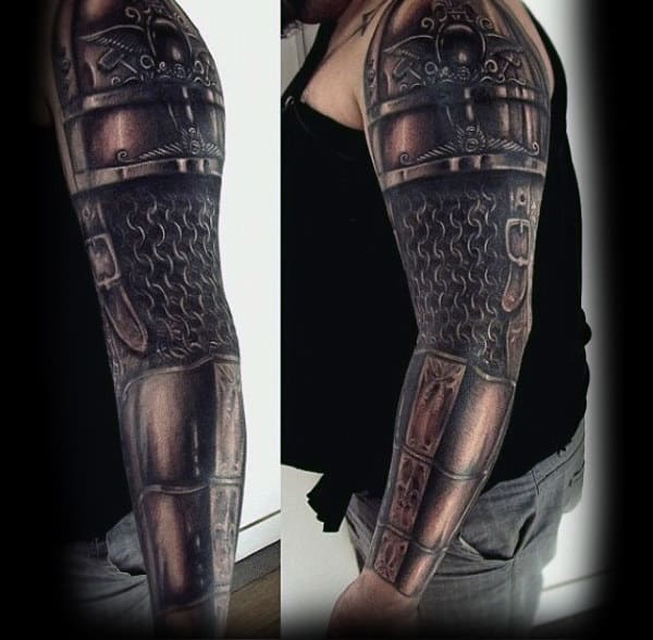 60 Detailed Tattoos For Men Intricate Ink Design Ideas Ideas And Designs