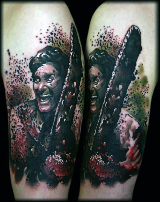 70 Evil Dead Tattoo Designs For Men Book Of The Dead Ink Ideas And Designs