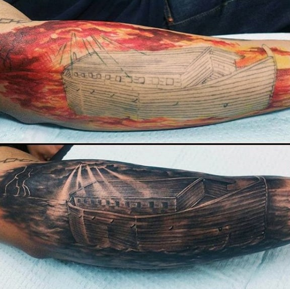 100 Christian Tattoos For Men Manly Spiritual Designs Ideas And Designs