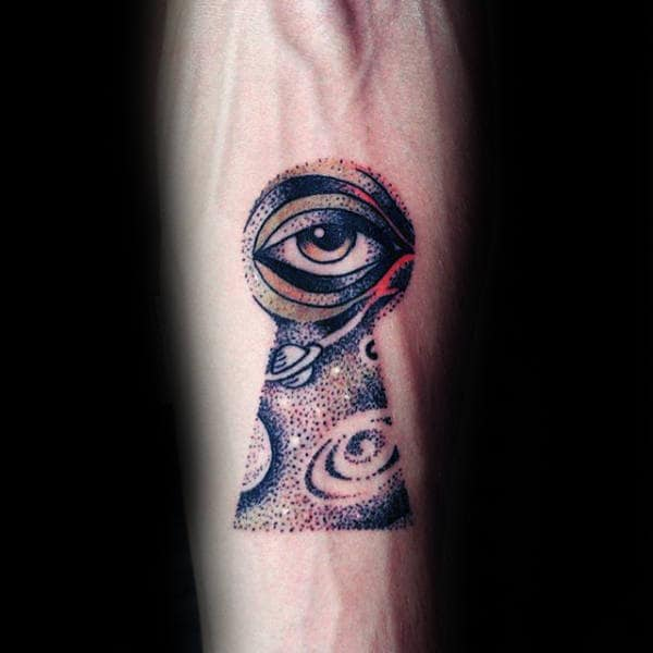 50 Keyhole Tattoo Designs For Men Manly Ink Ideas Ideas And Designs