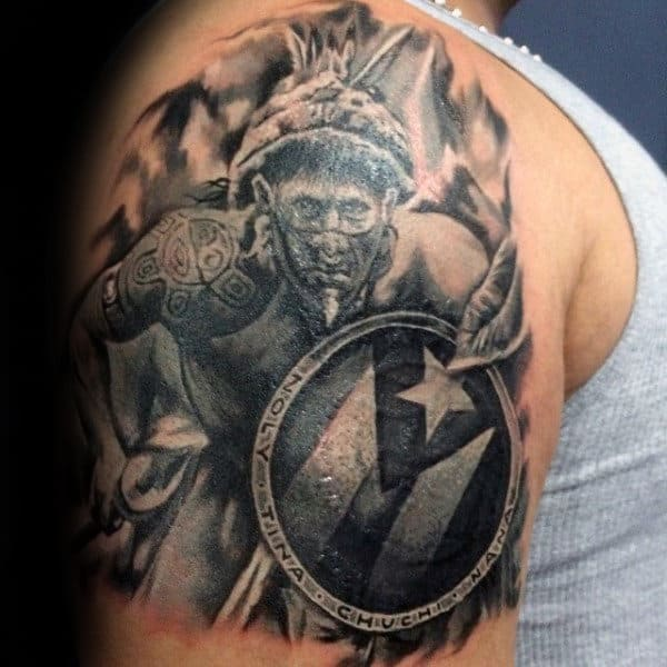 80 Taino Tattoos For Men Cultural Ink Design Ideas Ideas And Designs