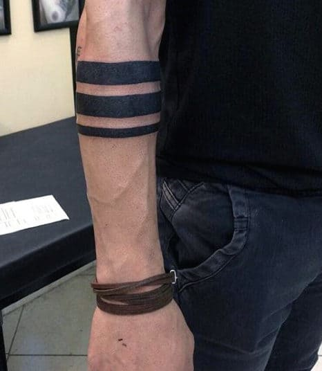 70 Armband Tattoo Designs For Men Masculine Ink Ideas Ideas And Designs
