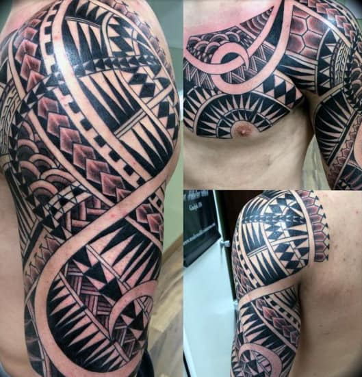 Top 60 Best Tribal Tattoos For Men Symbols Of Courage Ideas And Designs