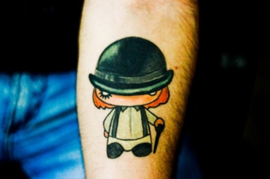 Orange Color Tattoos For The Day 14 Ideas And Designs