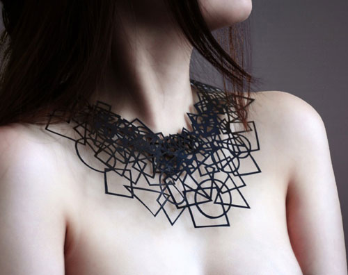 Air Tattoo Jewelry Made From Paper By Logical Art Design Ideas And Designs