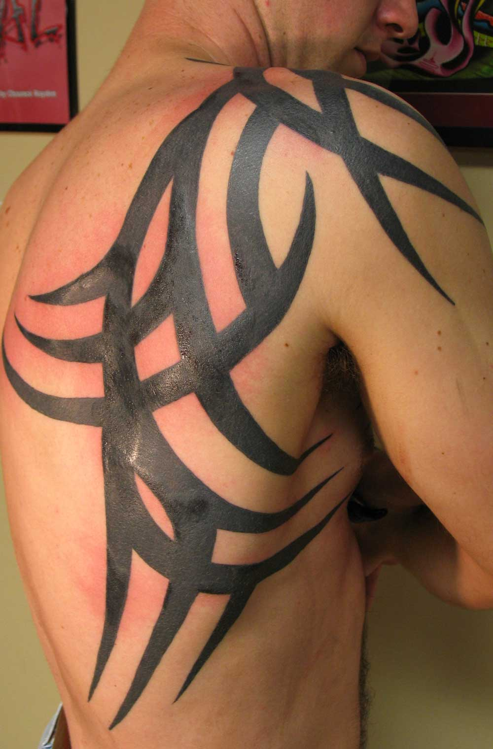 Tattoo Tribal Japanese Sleeve Tattoos Ideas And Designs