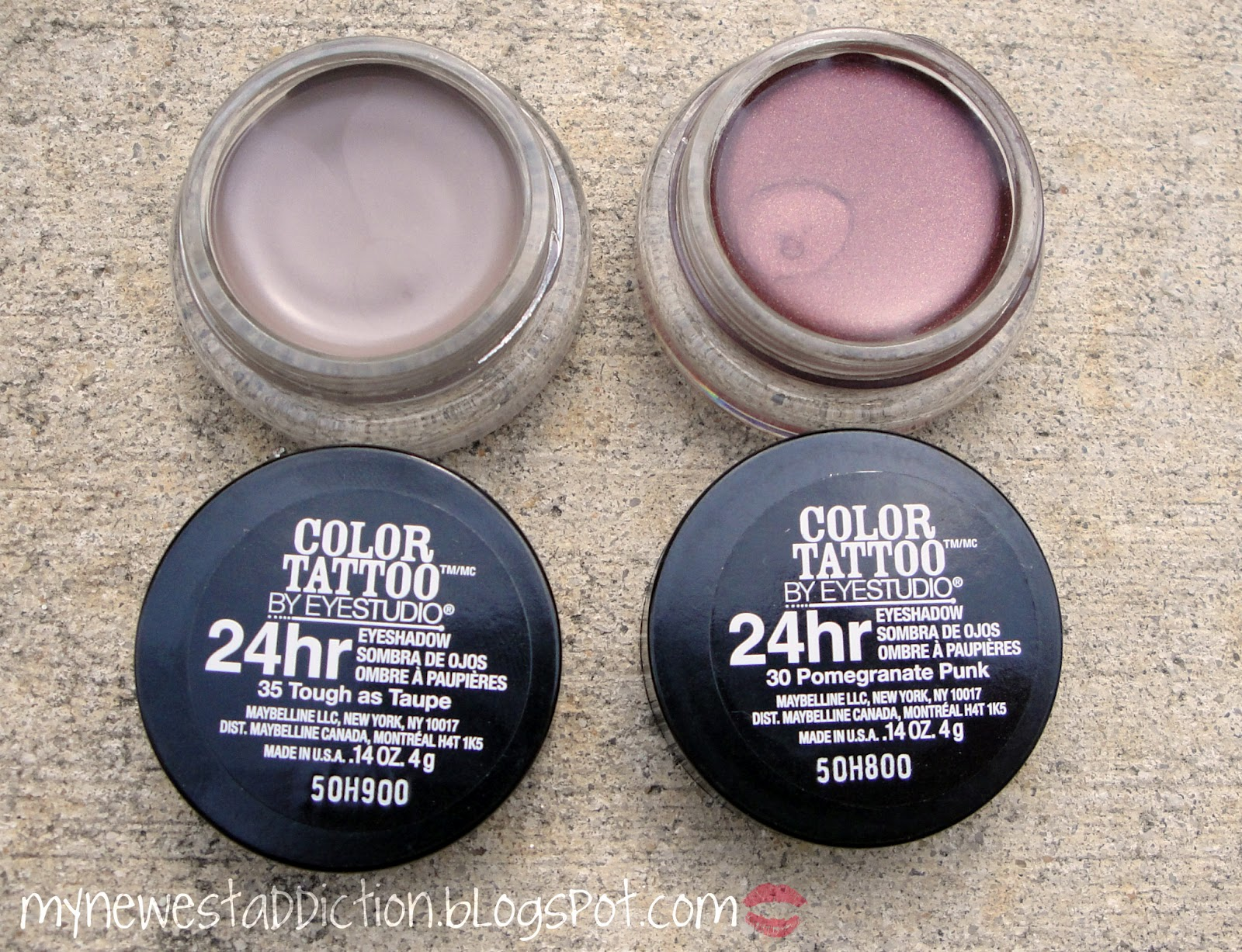 Maybelline Color Tattoo 24 Hour Eye Shadow Tough As Taupe Ideas And Designs