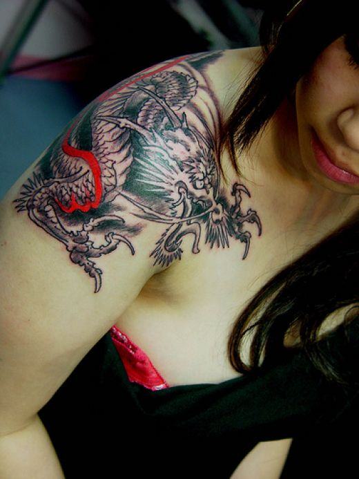 Asian Tattoo Designs For Women Celebrity Beauty Picture Ideas And Designs
