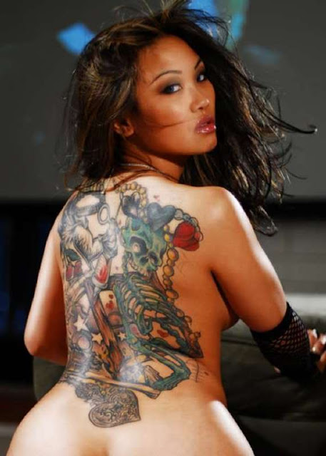 Tattoos For Women Full Body Tattoos Ideas And Designs