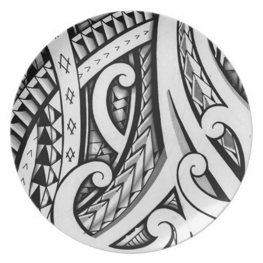 Original Maori Tribal Tattoo Design With Shading Party Ideas And Designs