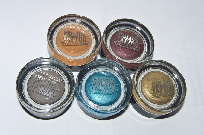 Warpaint And Unicorns Maybelline Color Tattoo 24 Hour Ideas And Designs