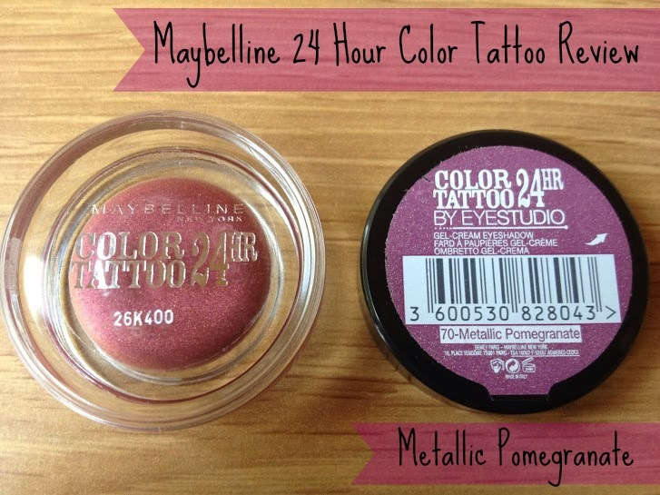 Haysparkle Maybelline Metallic Pomegranate 24 Hour Ideas And Designs