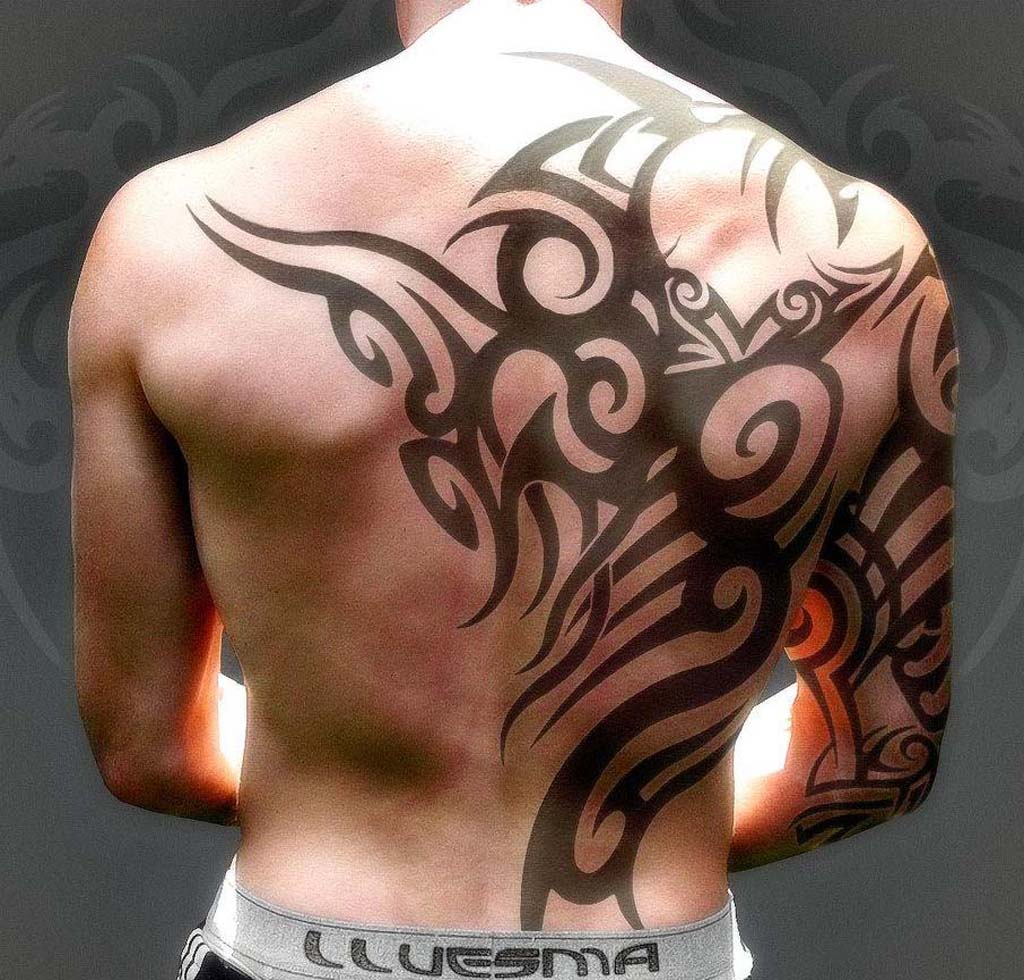 Exclusive Tattoos For Men Photo Dunia Ideas And Designs