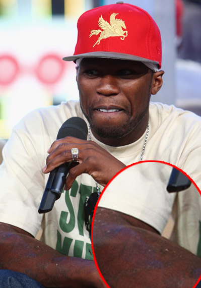 50 Cent Tattoos Removed Before And After Ideas And Designs