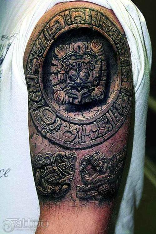 11 Awesome 3D Tattoos Ideas And Designs