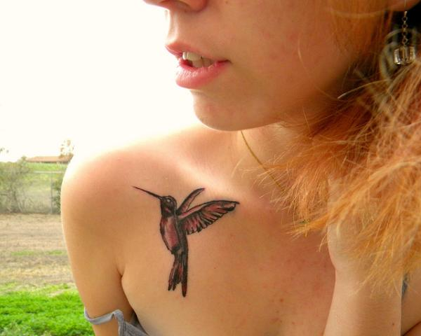 35 Cool Hummingbird Tattoos Slodive Ideas And Designs