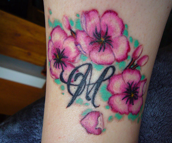 25 Amazing Japanese Cherry Blossom Tattoo Designs Slodive Ideas And Designs