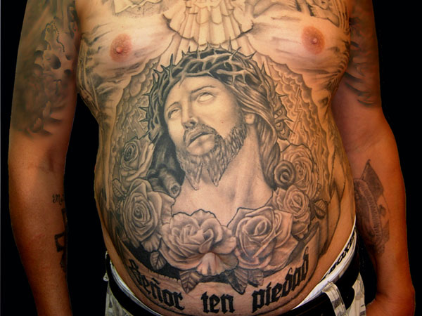 26 Original Stomach Tattoos For Men Ideas And Designs