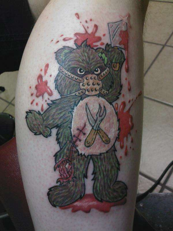 Care Bear Tattoo Ideas And Designs