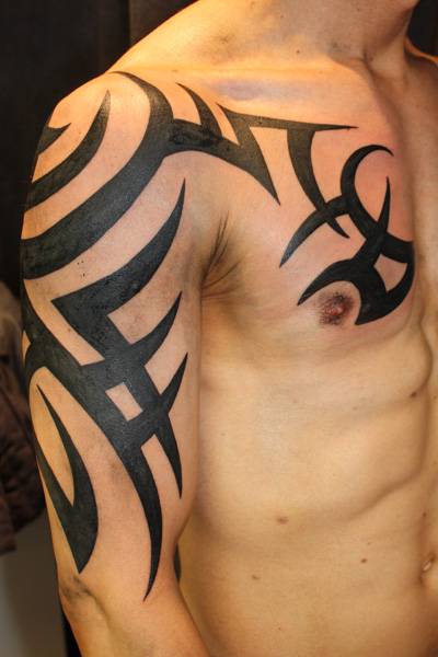 Collection Of Tattoos Tribal Arm Tattoo Designs Ideas And Designs