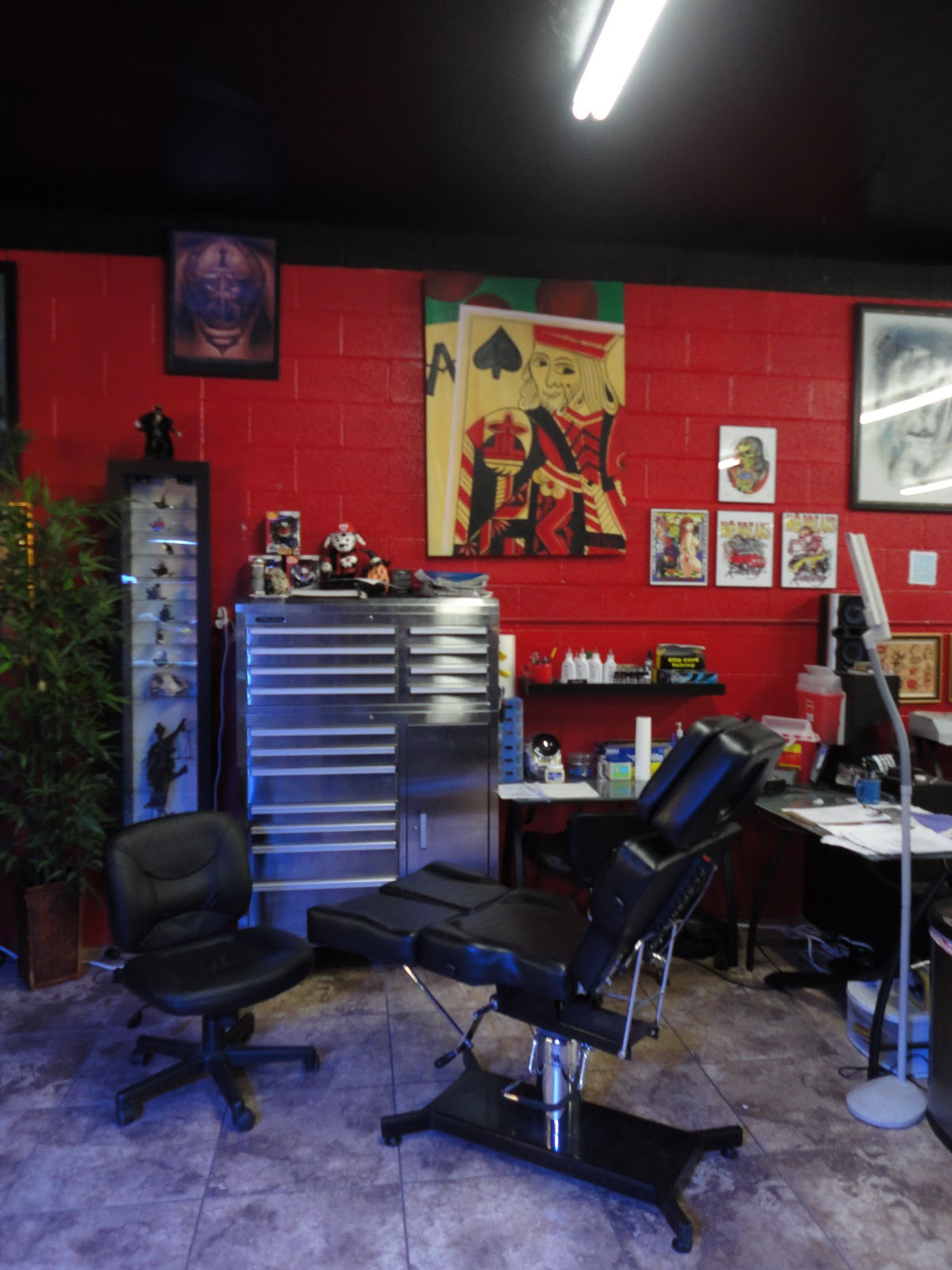 Decoding A Tattoo Parlor Ideas And Designs