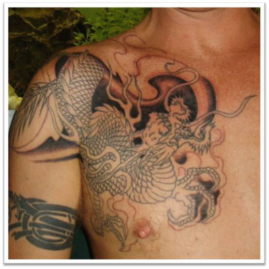 Tattoos For Men On Chest To Shoulder Ideas And Designs