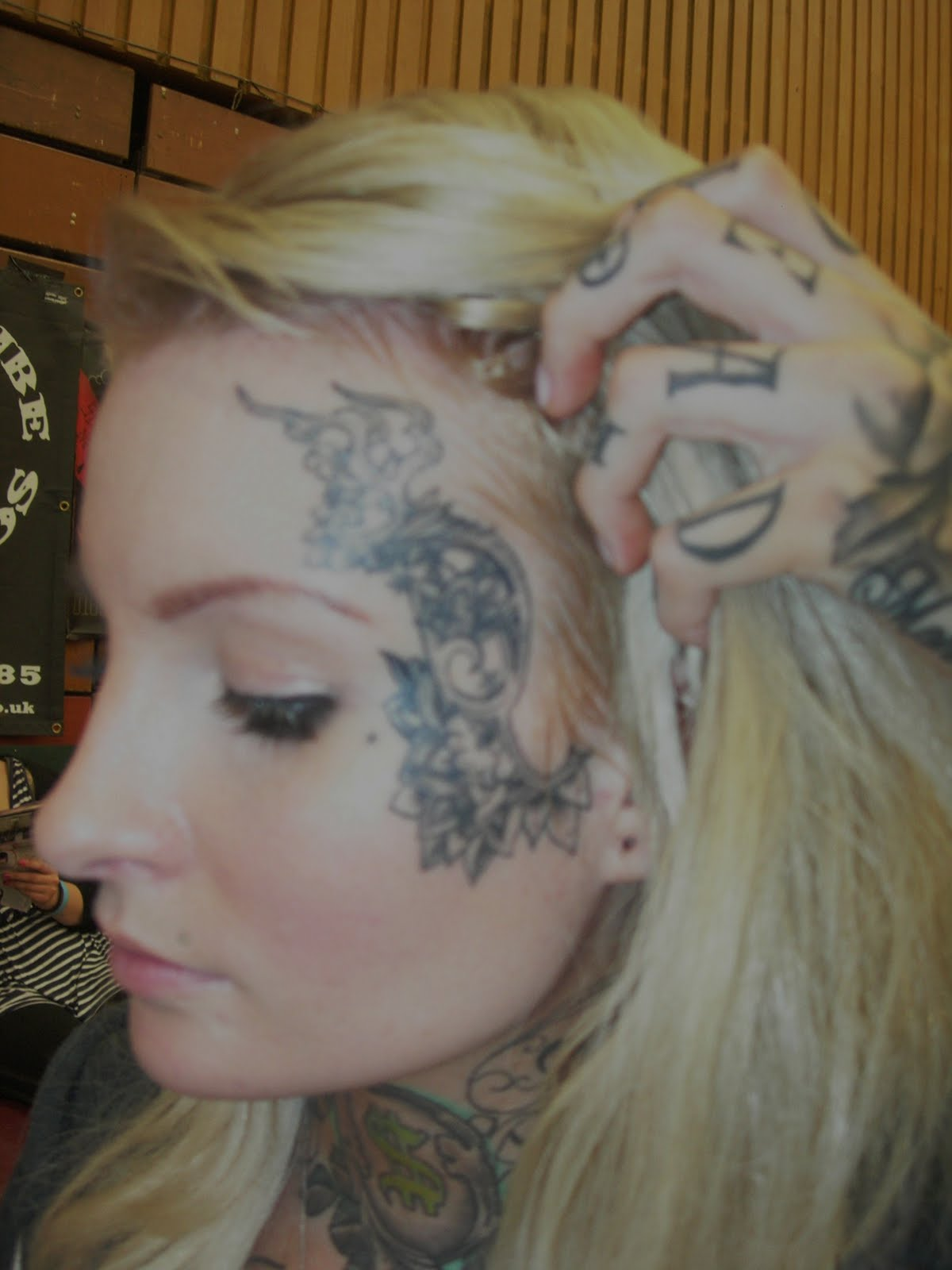 Face Tattoos Part Two Ideas And Designs