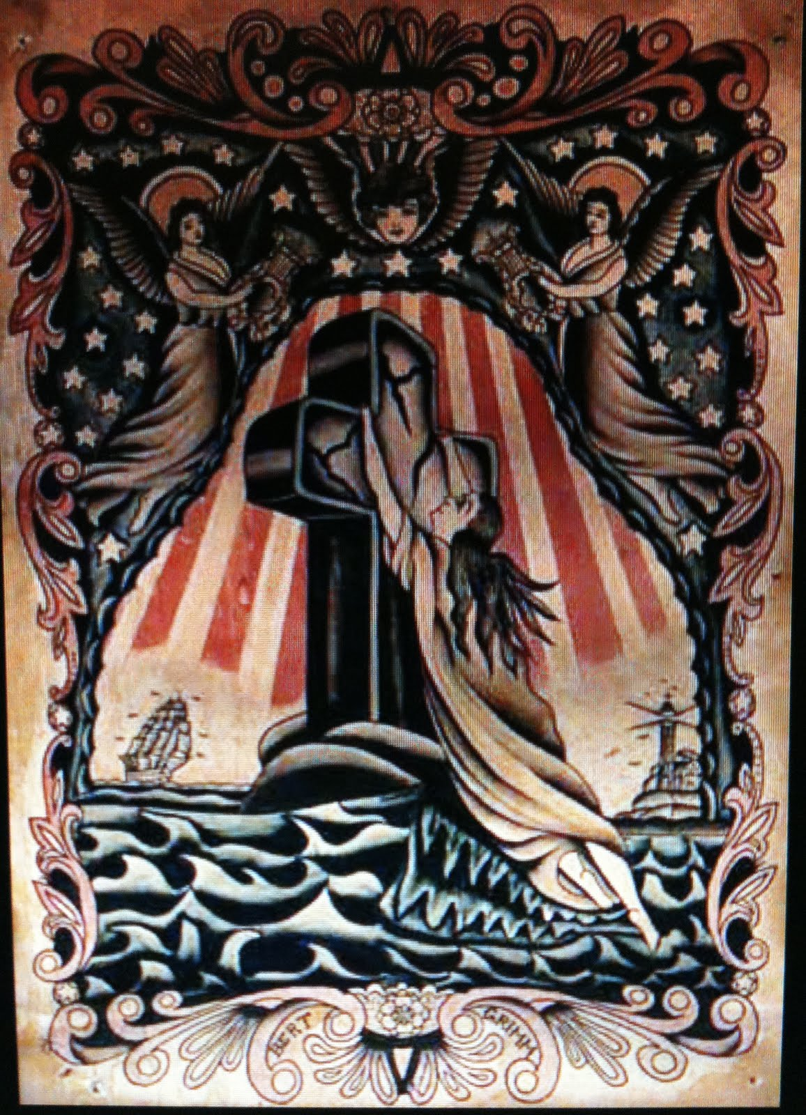 Xtimemachinex A Few Vintage 1910 1940 American Tattoo Ideas And Designs