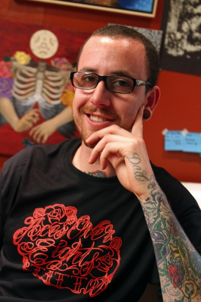 When Tattoo Artist Jimmy Bruce Saw A Chance To Co Own Ideas And Designs