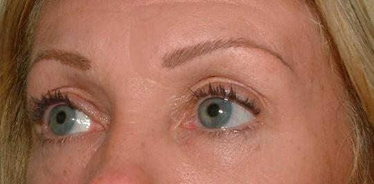 Permanent Makeup 3D Eyebrow Tattoo Ideas And Designs