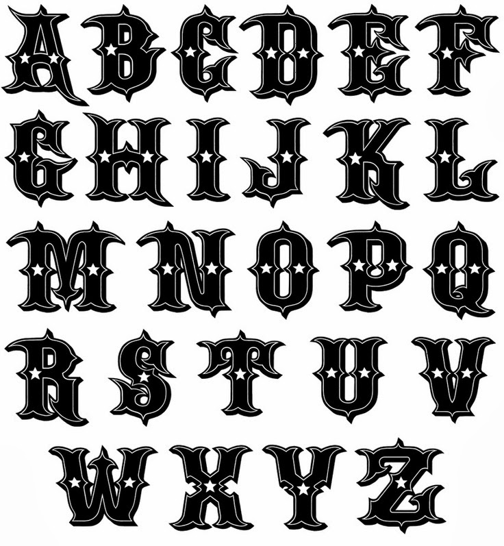 Tattoos Book 2510 Free Printable Tattoo Stencils Letters Ideas And Designs