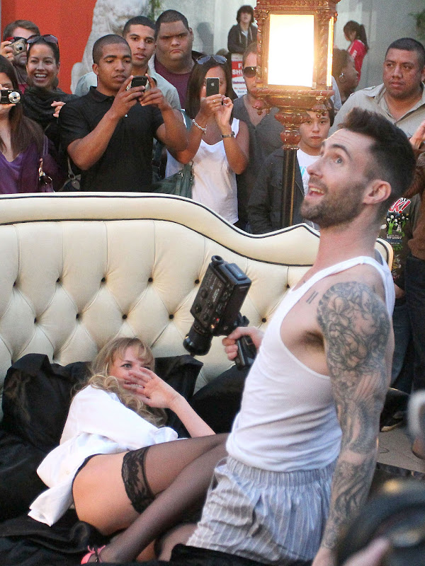 Loveisspeed Adam Levine's Hollywood Hills Home Ideas And Designs