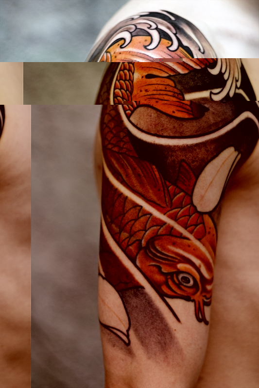 Amazing 3D Tattoo Art Tops Gallery Ideas And Designs