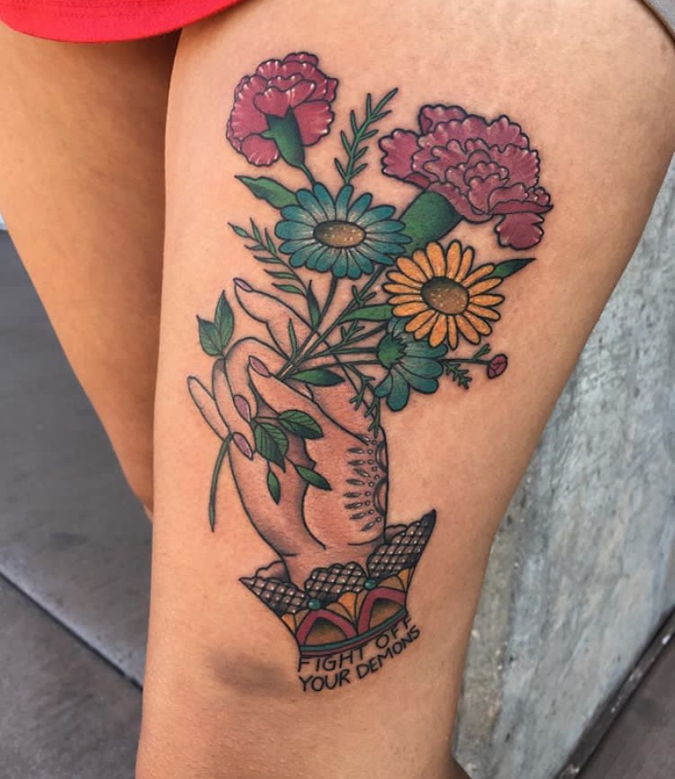 Meet Apryl And Anthony Triana Of 27 Tattoo Studio In Ideas And Designs