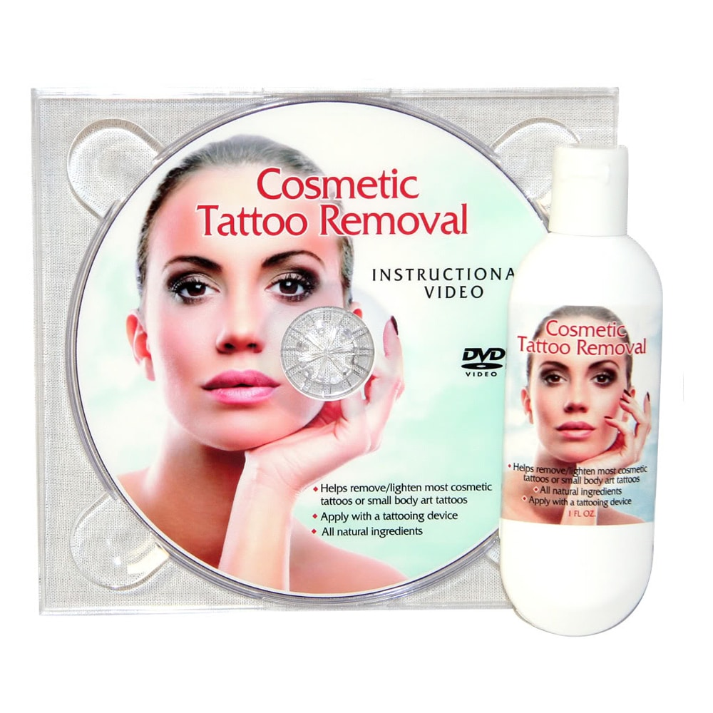 Cosmetic Tattoo Removal Cream And Instructional Dvd Ideas And Designs