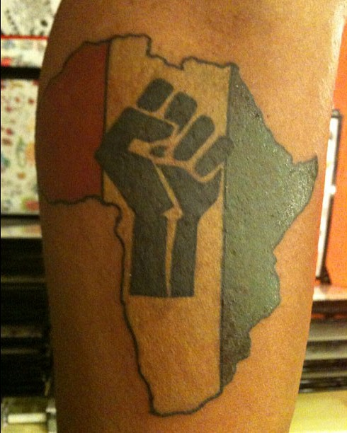 African Tattoos Ideas And Designs