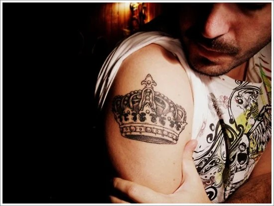 40 Glorious Crown Tattoos And Meanings Ideas And Designs