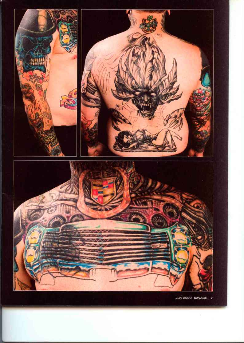So Cal Tattoo Artist Thatcher Heavy Metal Ink Tattoo Magic Ideas And Designs