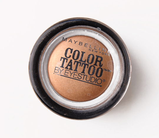 Maybelline Color Tattoo 24 Hour Eyeshadows Review Photos Ideas And Designs