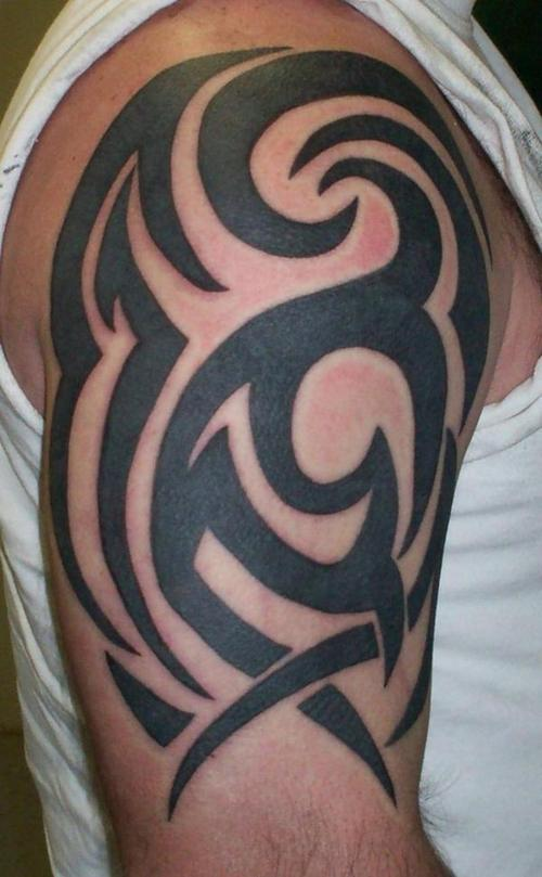 Best Tribal Arm Tattoo Designs For Men The Xerxes Ideas And Designs