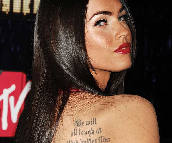 35 Well Renowned Tattoos On Celebrities Ideas And Designs