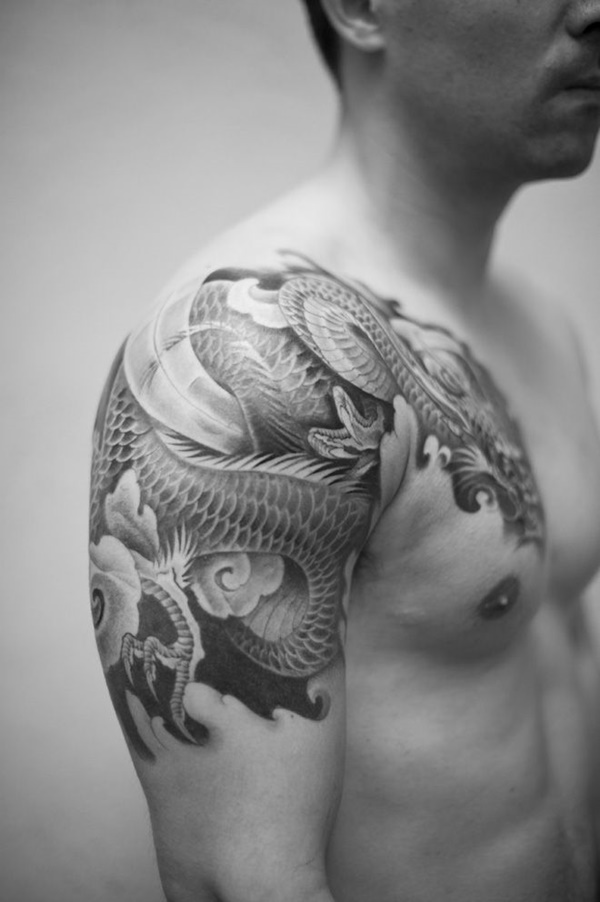 100 Exceptional Shoulder Tattoo Designs For Men And Women Ideas And Designs