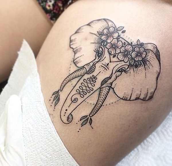 101 Elephant Tattoo Designs That You Ll Never Forget Ideas And Designs