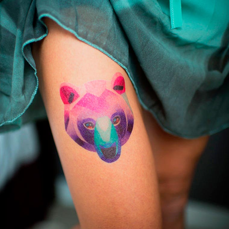 30 Remarkable Temporary Tattoos Looking Better Than Real Ones Ideas And Designs