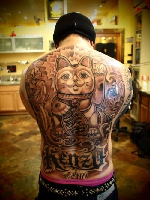 Back Tattoos For Men Ideas And Designs For Guys Ideas And Designs